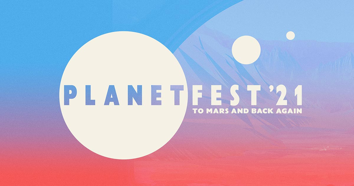 Planetfest 21